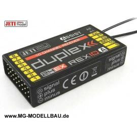 JETI Empfänger Duplex 2.4EX Rex 10