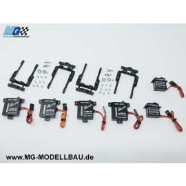 Kingmax Digital Servoset F3J-F3B-F3F