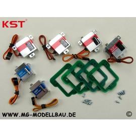 KST F3J-F3B-F3F Midi Servoset Digital
