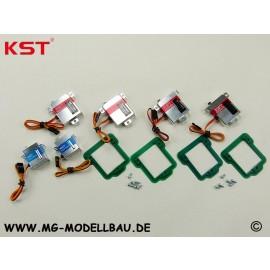 KST Digital Servoset F3J-F3B-F3F