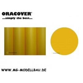ORATEX Bespanngewebe cub gelb 1mtr.