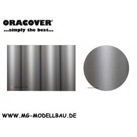 ORATEX Bespanngewebe Silber 1mtr.
