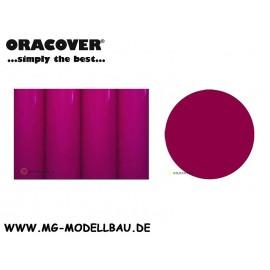 Bügelfolie power pink 0,5 mtr.
