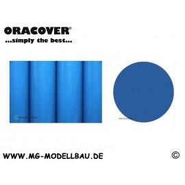 Bügelfolie hellblau 0,5mtr