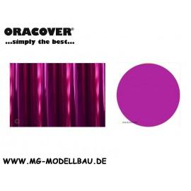 Bügefolie Transparent magenta 0,5mtr.