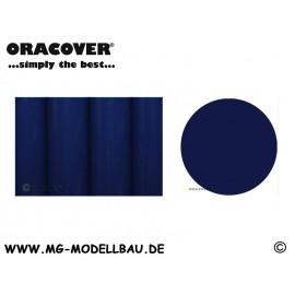 ORASTICK Klebefolie dunkelblau 0,5mtr.