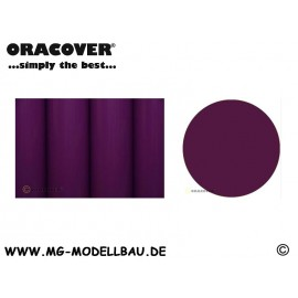 ORASTICK Klebefolie violett 1mtr.