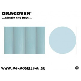 Oralight  Transparant blau/weiß 1mtr.