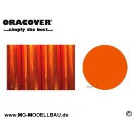 Oralight  Transparant orange 0,5mtr.