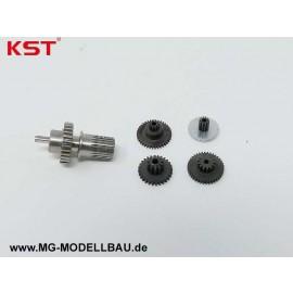 KST Getriebe DS125,145,225,X10,X10Mini,