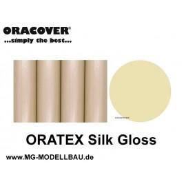 ORATEX Silk Gloss Gewebe antik 1mtr