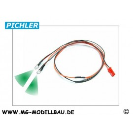 LED Kabel grün (2 LEDS)