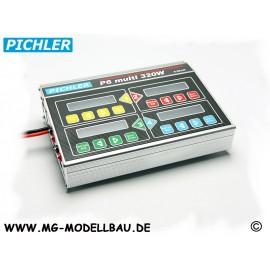 Ladegerät PICHLER P6 multi 320W (4x80W)