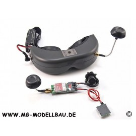 Master FPV Video Brillen-Set