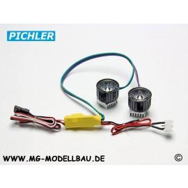 LED Scheinwerfer 22mm High Power