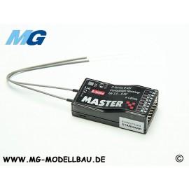 Empfänger Master F-8 (V2)