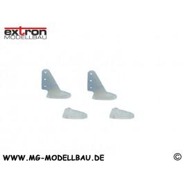 Ruderhörner 13,5X16mm