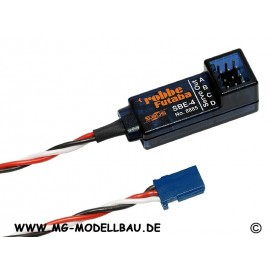 SBE4-S-BUS Expander 4-Kanal
