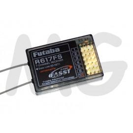 Futaba R-617 FS 2,4GHz 7K Empfänger