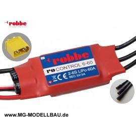 ROBBE RO-CONTROL 6-60 2-6S -60(80)A
