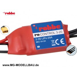 ROBBE RO-CONTROL 3-20 2-3S -20(25)A