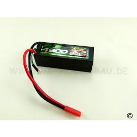 SLS Lipo 4900mAh 11,1V 3S2P 30/60C Car