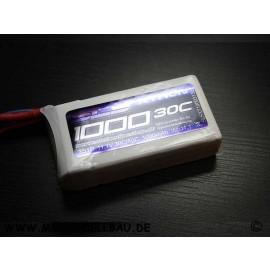 SLS XTRON 1000mAh 3S1P 11,1V 30C/60C