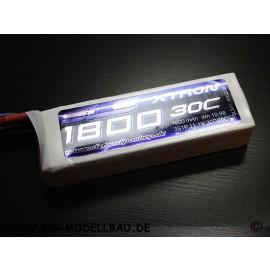 SLS XTRON 1800mAh 3S1P 11,1V 30C/60C