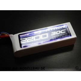 SLS XTRON 2200mAh 3S1P 11,1V 30C/60C