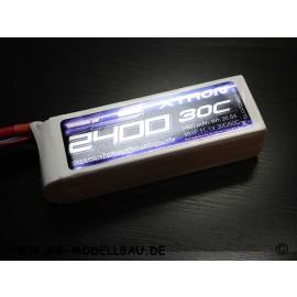 SLS XTRON 2400mAh 3S1P 11,1V 30C/60C