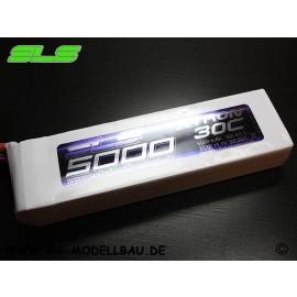 SLS XTRON 5000mAh 3S1P 11,1V 30C/60C