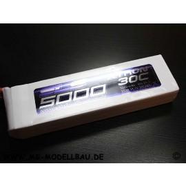 SLS XTRON 5000mAh 6S1P 22,2 V 30C/60C