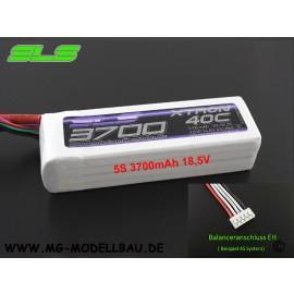 SLS XTRON 3700mAh 5S1P 18,5V 40C/80C