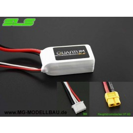 SLS Quantum 800mAh 2S 7,4V 65C/130C