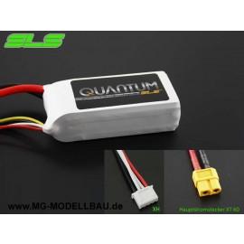 SLS Quantum 800mAh 3S1P 11,1V 65C/130C