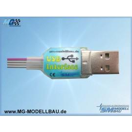 USB Interface einzeln