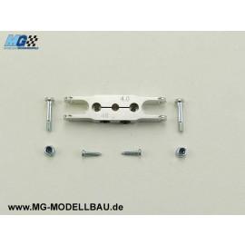 KLEMM - Mittelteil 48/ 8 - Welle 4mm