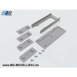Rumpfbrett NAN Models Experience Pro,