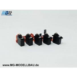 Servoset Kadett 5x DP-AS225BB MG