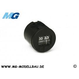 Richtungskompass 1:4  Ø14  Länge 15mm