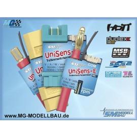 3105 UniSense-E / 4mm² Silikonkabel
