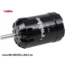 ROBBE RO-POWER TORQUE X-36 1000 K/V