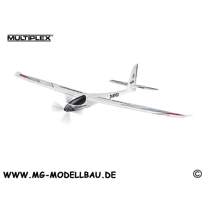 Brushless 264273 Multiplex RR FunGlider RR-Modell 100/% fertig gebaut