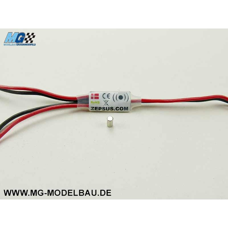 Dual Battery Magnetic Switch 20A